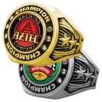 Championship Ring with Logo Rings